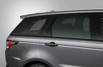 Sunshade - Side Windows - Land-Rover (VPLWS0216)