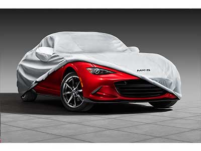 Car Cover, All-Weather - 2016-2018 MX-5 Miata