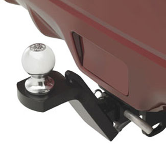 TRAILER HITCH / XV CROSS TREK