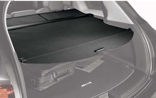 Cargo Cover, Ebony