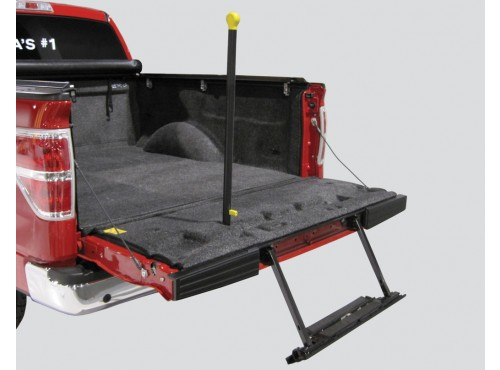 Bed Rug, 8.0' Bed (Models W/ Tailgate Step) - Ford (VAL3Z-9900038-CA)