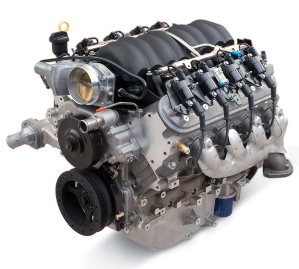 GM Performance Crate Motors