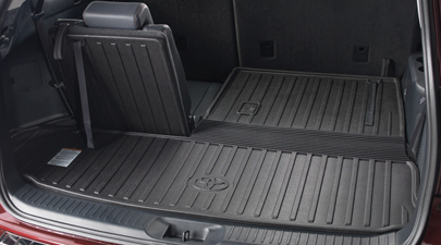 All weather Cargo Liner Black - Toyota (PT924-48140-20)