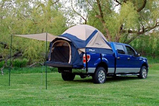 Bed Tent, Sportz Truck Tent, 8.0' Bed - Ford (VAL3Z-99000C38-A)