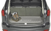 Cargo Tray, Gray (7 Passenger Vehicles)