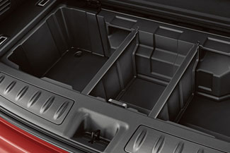 2013-2020 Nissan Pathfinder Cargo Storage, Underfloor ...