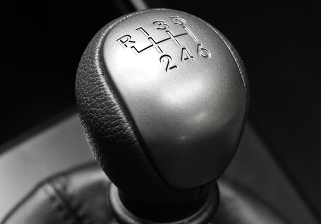 Shift Knob, Sport (Manual Transmission)