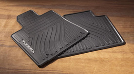 All Weather Mats 2PC Bcab Tundra