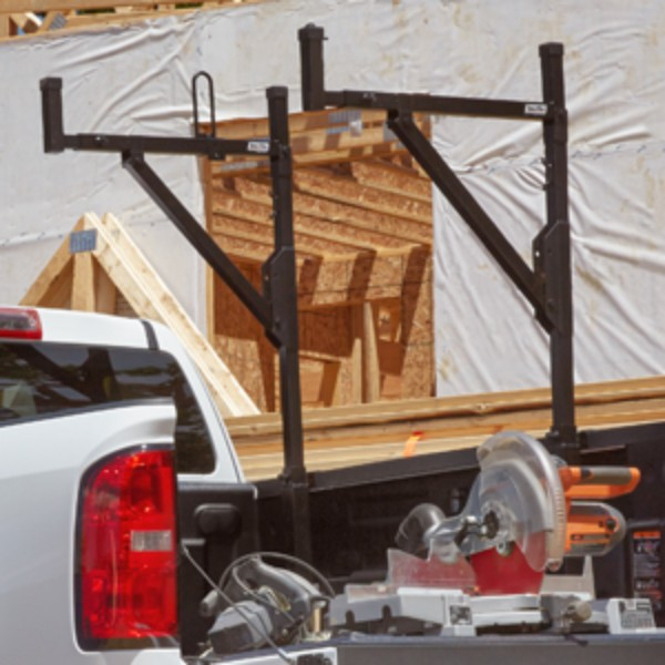 Bed Half Ladder Rack (Single Side)