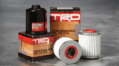 Trd Oil Filter - Toyota (PTR43-52090)