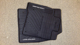 All Weather Mats 4PC Landcruiser