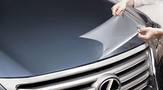 Paint Protection Film, Hood