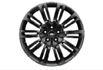 "Alloy Wheel, 21"" 10 Split-Spoke, 'Style 1012' - Land-Rover (LR081585)"