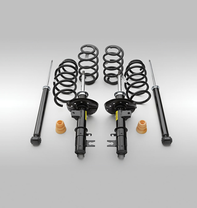 2012-2017 Sonic Sport Suspension Kit