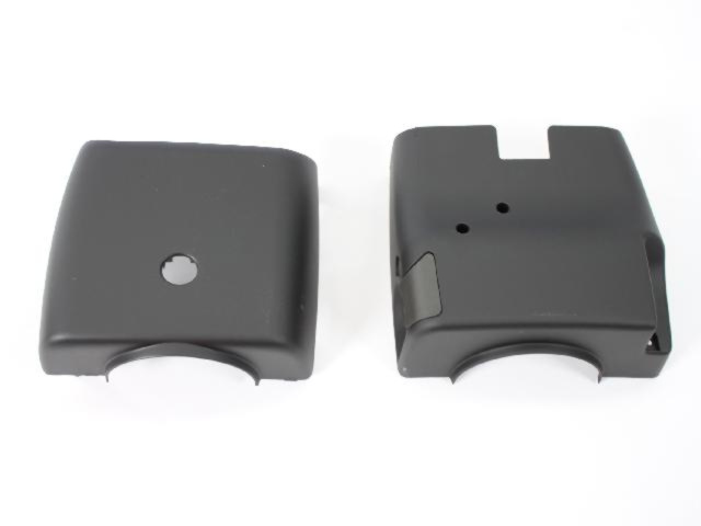 DODGE DAKOTA RAM 1500 2500 3500 STEERING COLUMN SHROUD UPPER & LOWER NEW MOPAR - Mopar (5GW81DX9AE)