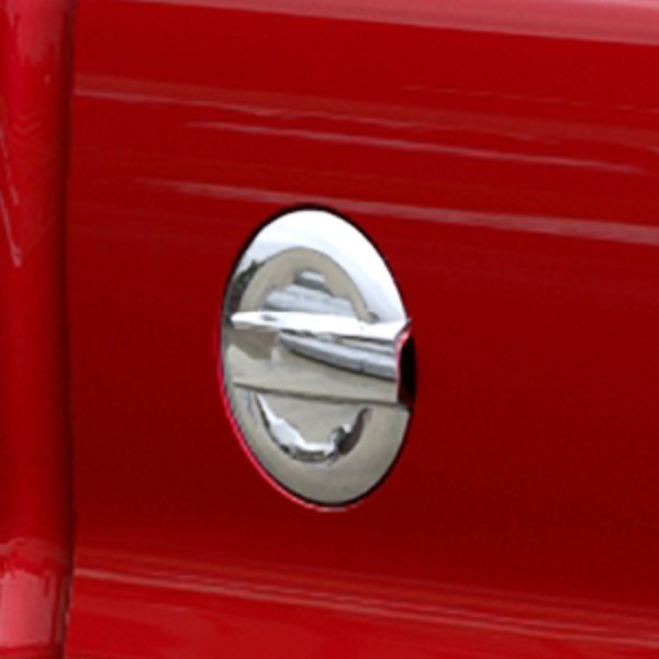 Fuel Door, Chrome