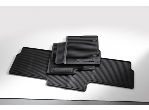 Floor Mats, All Weather Set - Ford (AL3Z-1813300-CA)