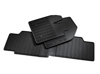 Floor Liners, 4PC Tray Style
