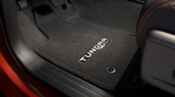 Carpet Floor Mats - Black - Trd Off Road