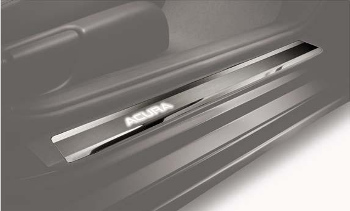 Door Sill Trim, Illuminated