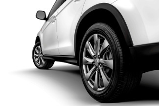 Wheel Arch Trim Service Kit, Rear Right