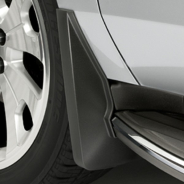 Splash Guards, Front Molded