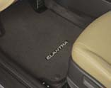 Floor Mats, Carpet - Hyundai (08140-2H311-9K)