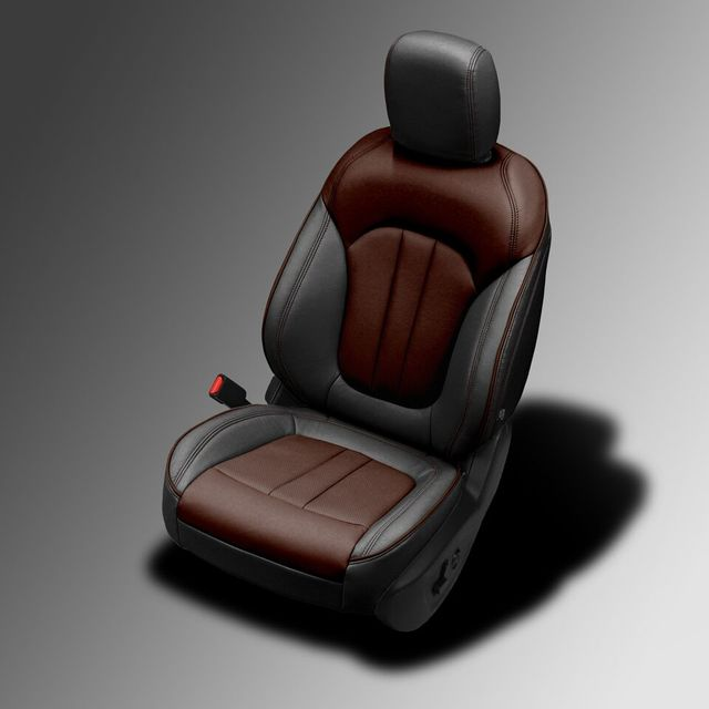 2016 Chrysler 200 Katzkin Leather Interiors, Tuscany