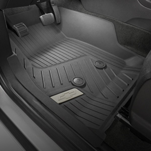 Floor Mats, All Weather, Front - GM (84056631)