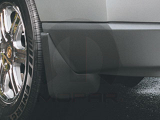 Splash Guards - Molded - Front