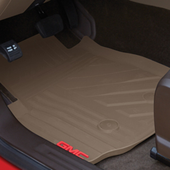 Floor Mats, All-Weather, Front - GM (22968488)