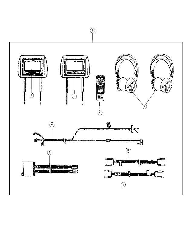 Mopar Media System Rear Seat Without Sunroof 82208809ab together with 564287028294473975 further Underwater Camera Wiring Diagram besides P 0996b43f802d6cfc in addition 2gcdv Hi Replace Master Cylinder Slave Pt Cruiser 06. on voyager monitor 3