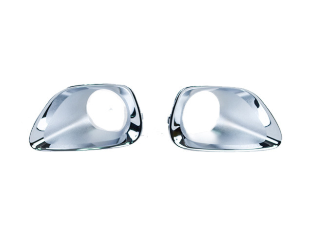 Chrome Fog Light Opening Bezels