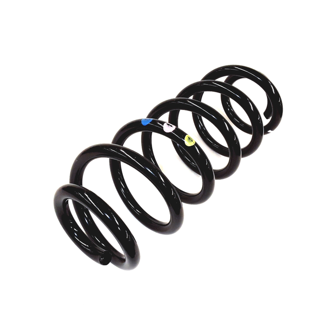 Coil Spring, Left, Right, Rear