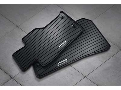Floor Mats, All-Weather - MX-5