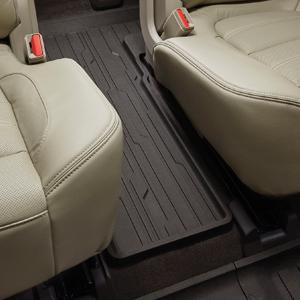 Floor Liner, 3RD Row W/Pass-Through