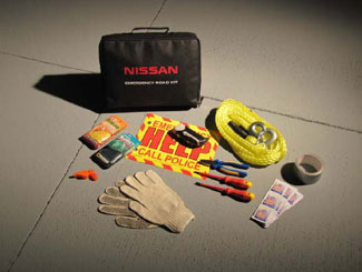 Emergency Road Kit - Nissan (999A3-8X001)