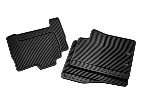 2011-2014 Ford Expedition All Weather Floor Mats