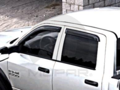 Deflector Window Mopar 82213487ac Mymoparparts