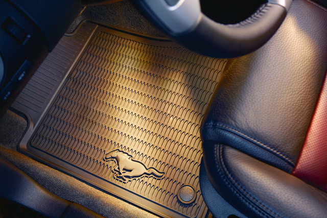 Floor Mats, All Weather Set - Ford (AR3Z-6313300-B)