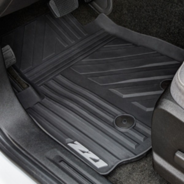 Floor Mats, All Weather, Front, Z71