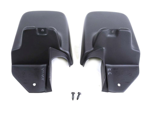 Splash Guards, Molded, Front - Mopar (82202306)