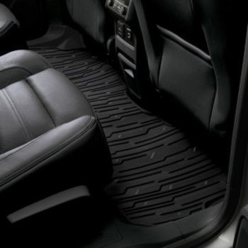 Floor Mats, All Weather, 2nd Row