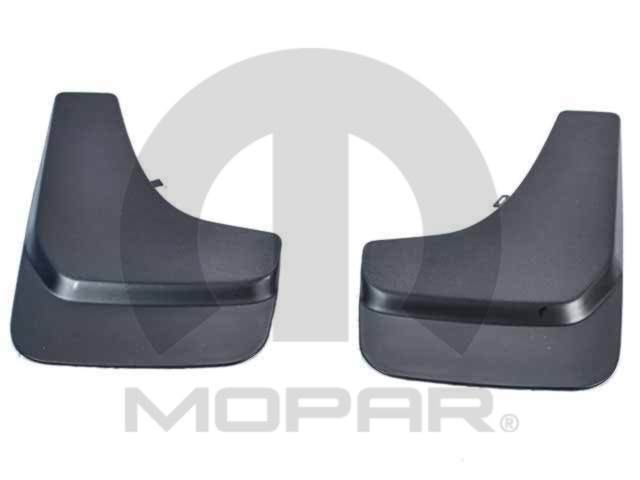 Splash Guards, Molded Set - Mopar (82203876AB)