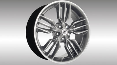 "Wheel, 17"" - Lexus (PTR20-76112)"