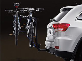 Bicycle Carrier, Hitch Mount, Thule