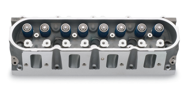 LS3 Cnc-Ported Cylinder Head Assembly