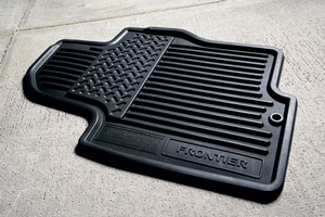 Floor Mats, All Season, Front
