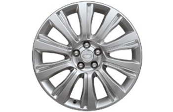 "Alloy Wheel, 19"" 10 Spoke, 'Style 1003' - Land-Rover (LR084669)"