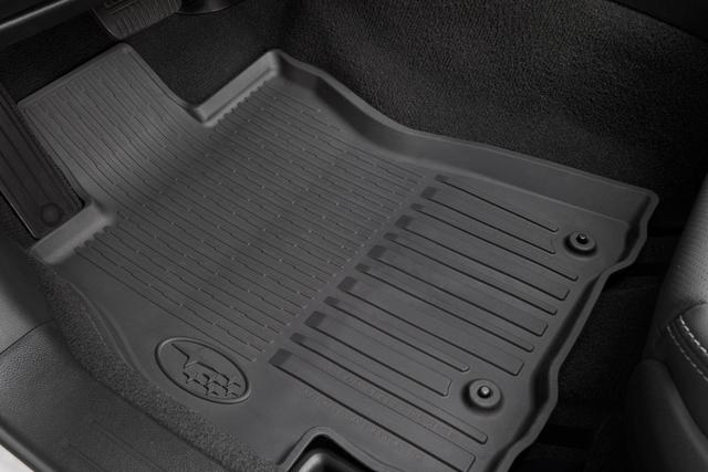 Floor Liners, All Weather - Subaru (J501SFL110)